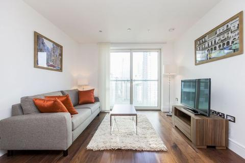 1 bedroom flat to rent - Lincoln Plaza, London E14