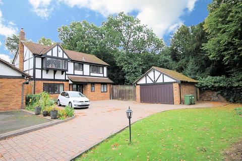 4 bedroom detached house for sale - Belvoir, Dosthill, Tamworth, B77 1JJ