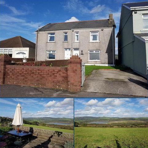 3 bedroom semi-detached house for sale - CEFN ROAD, CEFN CRIBWR, BRIDGEND CF32