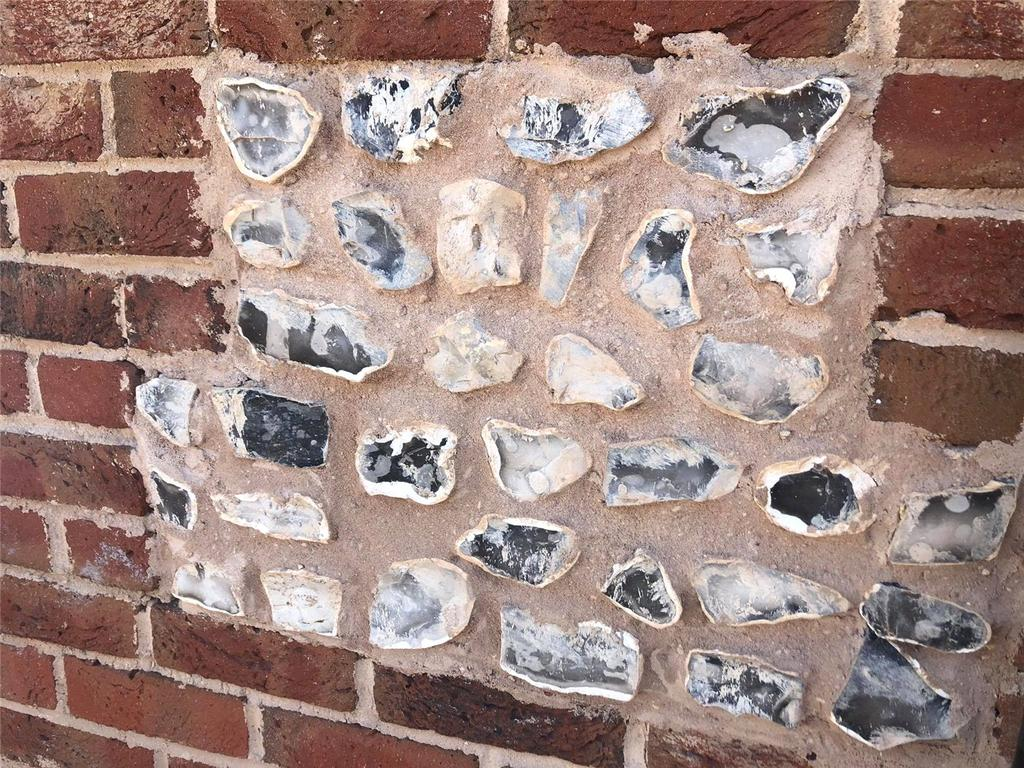 Flint and Brick