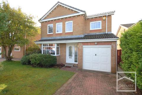 4 bedroom detached house for sale - Cowan Wynd, Uddingston, Glasgow