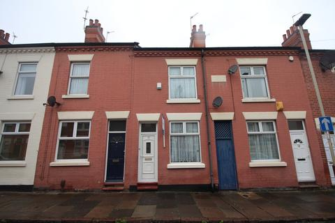 2 bedroom terraced house to rent - Percival Street, Leicester, LE5