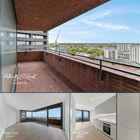1 bedroom flat for sale - Hoxton Press, Penn Street, London