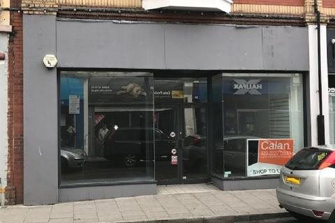 Retail property (high street) to rent - Holton Road, Barry, The Vale Of Glamorgan. CF63 4HH