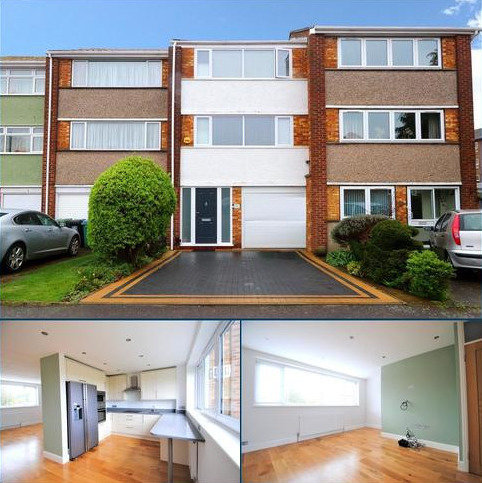3 bedroom terraced house to rent - Chapel Close, Leavesden, Watford, Hertfordshire, WD25