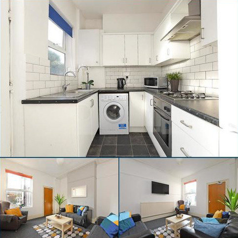 4 bedroom terraced house to rent - 202 Edmund Road, Sheffield  S1