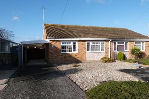 2 bedroom semi-detached bungalow for sale - St Wilfreds Close, Selsey