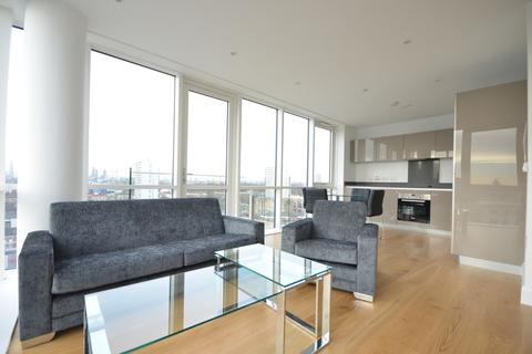2 bedroom penthouse to rent - Hoey Court , Barry Blanford Way , London  E3