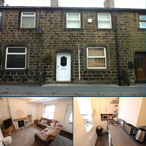 1 bedroom terraced house to rent - Wheathead Lane, Exley Head, Keighley BD22
