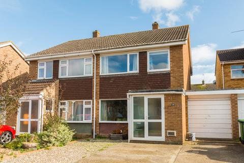 3 bedroom semi-detached house for sale - Wordsworth Road, Abingdon