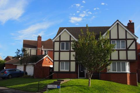 4 bedroom detached house for sale - Heol Pearetree , Rhoose, Barry, The Vale Of Glamorgan. CF62 3LB