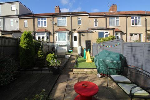 3 bedroom terraced house for sale - Heyford Avenue, Eastville, Bristol, BS5 6UE