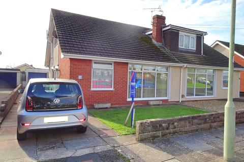 3 bedroom semi-detached house for sale - BREDENBURY GARDENS, NOTTAGE, PORTHCAWL, CF36 3NY