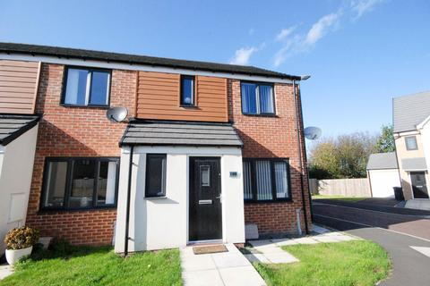 3 bedroom house for sale - St Aloysius View, Hebburn