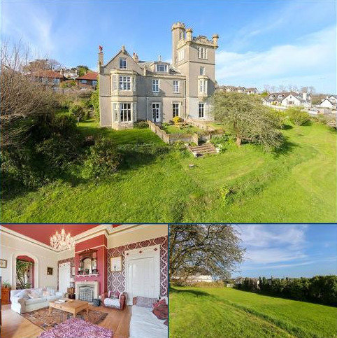 5 bedroom terraced house for sale - Yannon Towers, The Yannons, Teignmouth, Devon, TQ14