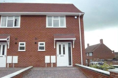 2 bedroom end of terrace house to rent - Rudbeck Avenue, Melton Mowbray