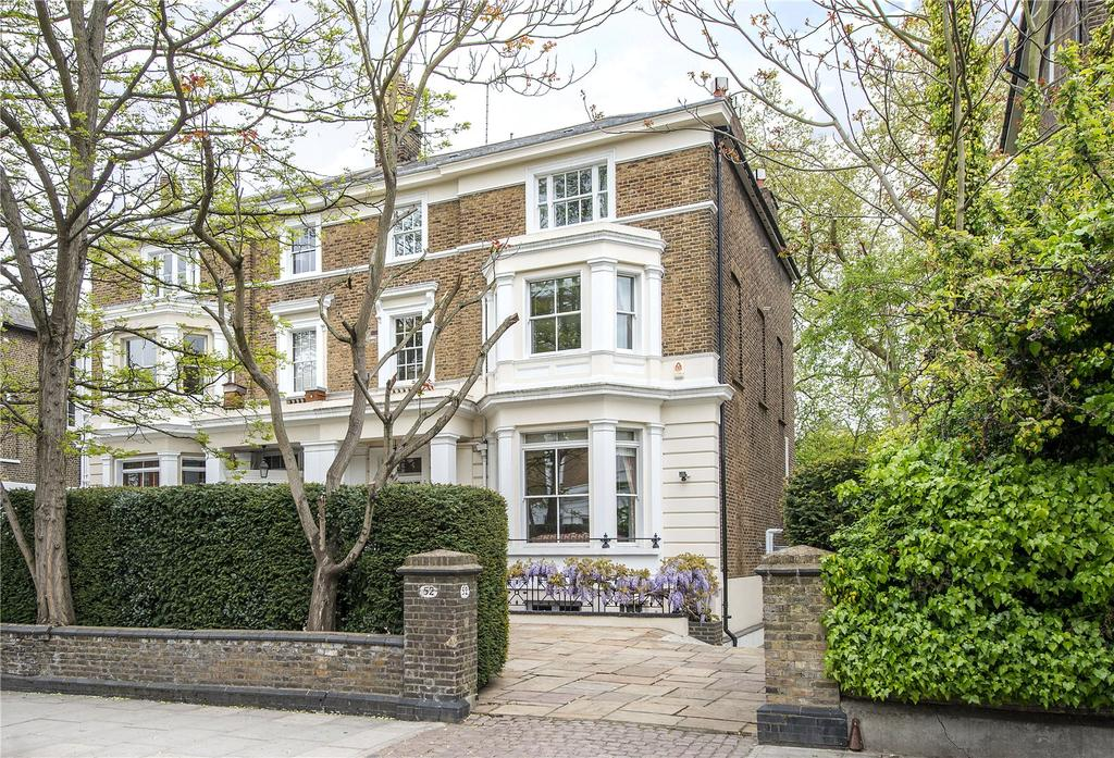 6 Bedrooms Semi Detached House for sale in Ladbroke Grove, Notting Hill, London, W11