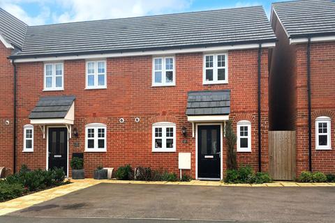 2 bedroom end of terrace house to rent - Catlin Way, Rushden, Northants NN10