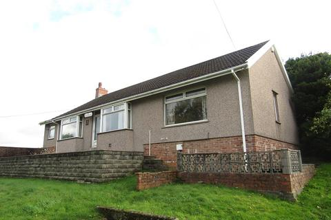 4 bedroom detached bungalow for sale - Mountain Road, Craig-cefn-parc, Swansea, City And County of Swansea.