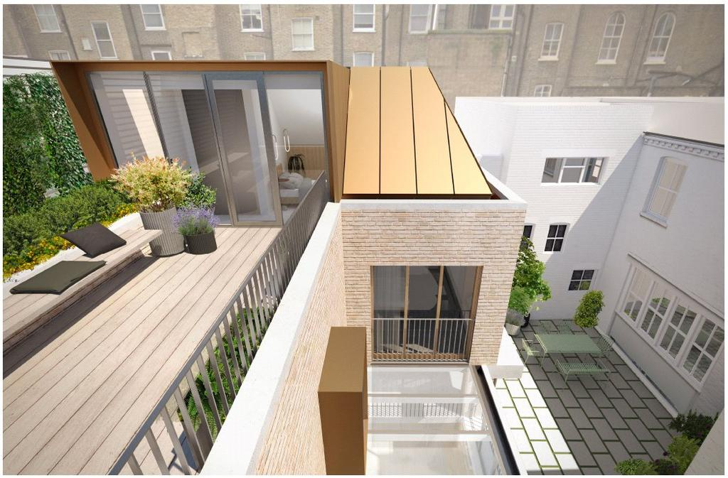 Proposed Terrace