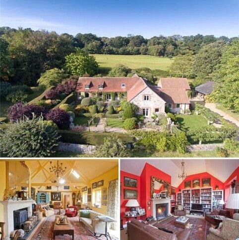 5 bedroom detached house for sale - Ridge, Chilmark, Salisbury, Wiltshire, SP3