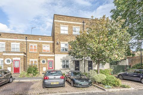 3 bedroom townhouse for sale - Turner Close Oval SW9