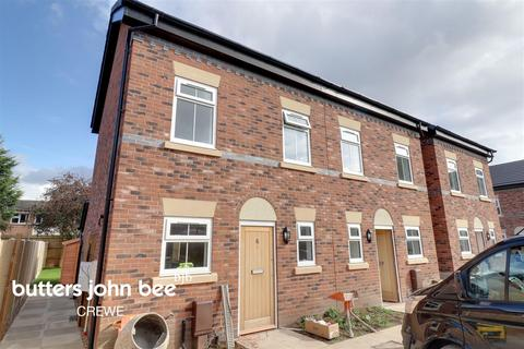 3 bedroom semi-detached house for sale - Brittania Close, Coppenhall, Crewe