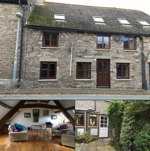 3 bedroom house for sale - Hay on Wye, Period townhouse, HR3