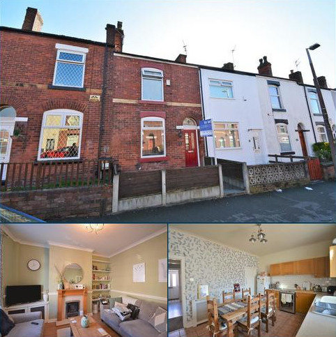 2 bedroom terraced house to rent - Clarendon Road, Swinton, Manchester, M27
