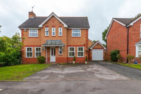 3 bedroom detached house for sale - Huntley Drive, Hillfield