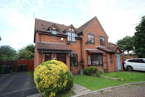 3 bedroom semi-detached house for sale - Barwoods Drive, Saltney