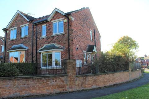 2 bedroom semi-detached house to rent - Bevercotes Close, Newark