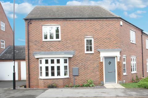 3 bedroom semi-detached house for sale - Jefferson Way, Bannerbrook Park, Coventry