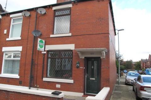 2 bedroom end of terrace house to rent - Woodstock Street, Meanwood, Rochdale