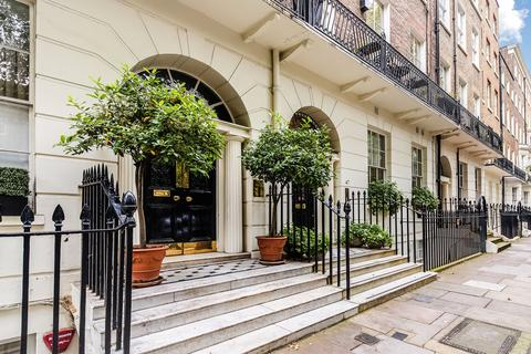 2 bedroom flat to rent - Montagu Square, London, W1H