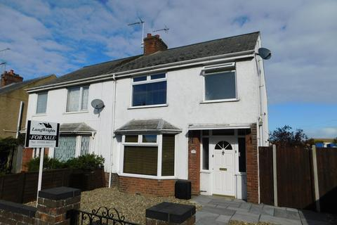 3 bedroom semi-detached house for sale - Victoria Road, Oulton Broad, Lowestoft