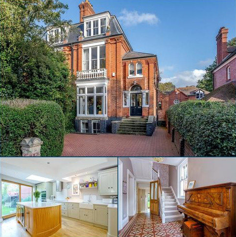 4 bedroom house for sale - Belle Vue Road, Shrewsbury, Shropshire