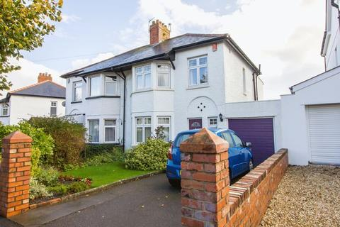 3 bedroom semi-detached house for sale - Wordsworth Avenue, Penarth