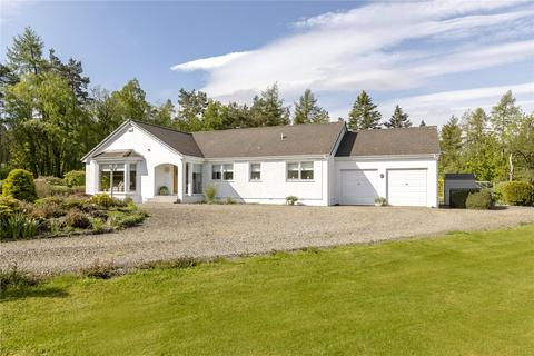 4 bedroom detached bungalow for sale - Birchlands, Birchlands, Rachan, Peeblesshire