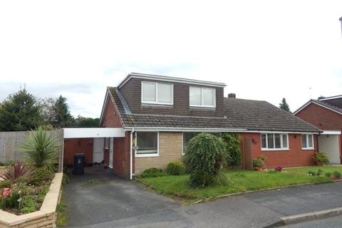 3 bedroom semi-detached bungalow to rent - Browning Road, Burntwood