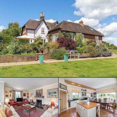 4 bedroom detached house for sale - Hogden Lane, Ranmore Common, Dorking