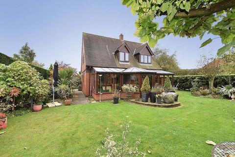 4 bedroom detached house for sale - Moss Lane, Over Tabley