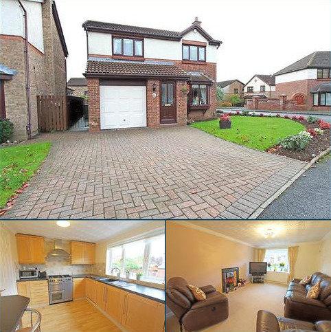 4 bedroom detached house for sale - De La Mare Drive, Owington Farm