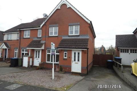 3 bedroom semi-detached house to rent - Tymecrosse Gardens, Market Harborough