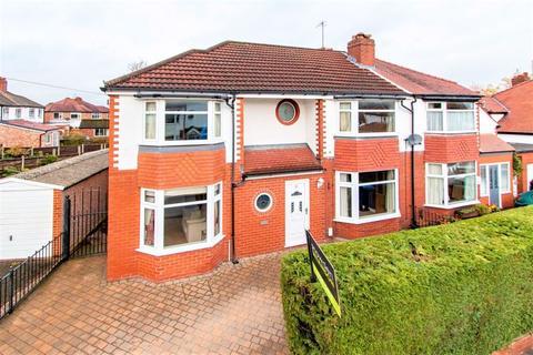 4 bedroom semi-detached house for sale - Buckingham Road, Cheadle Hulme