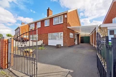 3 bedroom semi-detached house for sale - MOUNTS ROAD, WEDNESBURY, WEST MIDLANDS, WS10 0BZ