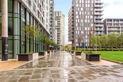 2 bedroom flat for sale - Maine Tower, Harbour Central, Canary Wharf, London, E14