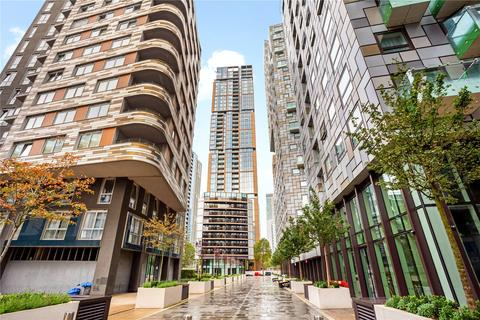 3 bedroom flat for sale - Maine Tower, Harbour Central, Canary Wharf, London, E14