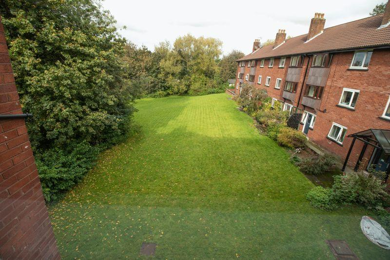 View of Rear gardens