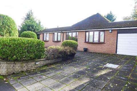 4 bedroom detached bungalow for sale - Butt Hill Road, Prestwich